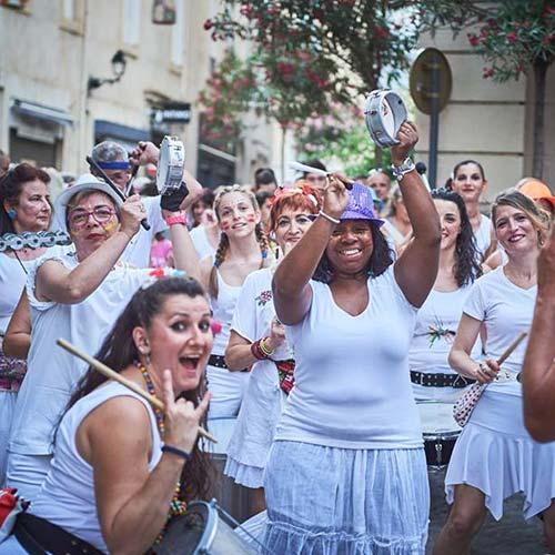 Fête de la musique de Béziers