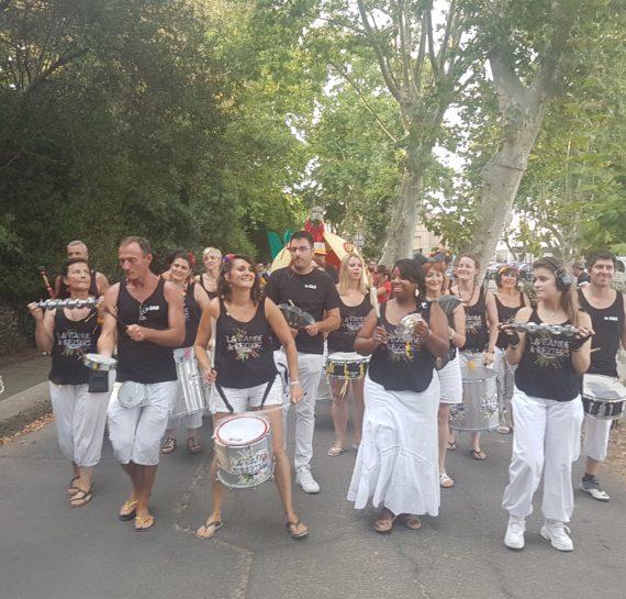 Festival Samba Répercussion à Montléon Magnoac (65)